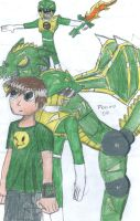 My Green Ranger by Foowd