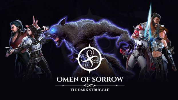 Omen of Sorrow: The Dark Struggle by Guillaume101