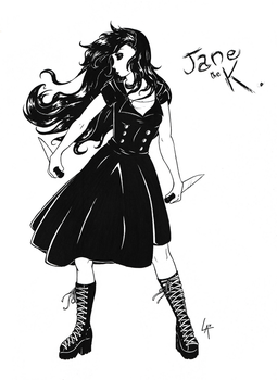 Jane the Killer by Laxianne