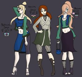 Tsumei Fashionista's by Natgasher