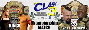 CLASH 3 Championship Match by simplemanAT
