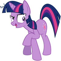 Twilight Begins to Lose It by V0JELLY