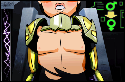 Boob tf animation by toongrowner