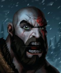 Pa Kratos by BrianFajardo