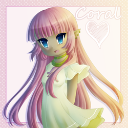 Coral by Sweet-DaYo
