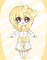 Star adoptable! -CLOSED- by Melonchu