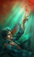 Will Graham by Eneada