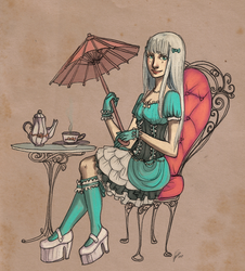 Hoshihime's Alice by Marl0wM0nday