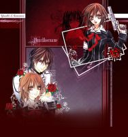 vampire knight FREE background by demeters
