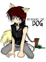 Beware of Dog by RagingChaosGod