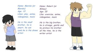 Bros life Profile by wizardotaku
