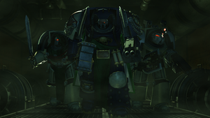 Space Hulk Deathwing by seanyuan1994