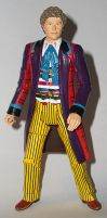 Ultimate Adventure 6th Doctor by fourth-heir