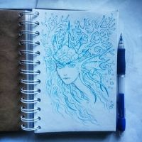 Instaart - Mermaid by Candra