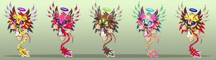 Design Adopts chao Griffchu CLOSED by Extra-Fenix