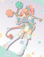 Sweet Magical Princess Fraisier the Tenth by Arechan