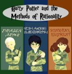 HPMOR: Quirrell's Generals by Mad-Hatter-LCarol