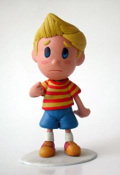 Lucas 2.0 by FlintofMother3