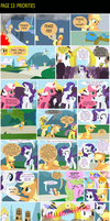 Dr. Whooves: Elder Page 13 by ShwiggityShwah
