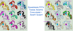 Theme Challenge Adopt Sheet!|1 point each| 3/18 by MadWhovianWithABox