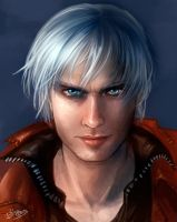 Dante DMC4, portrait by Esther-Sanz