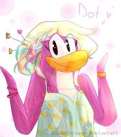 [Dot The Disguise Gal] // Club Penguin by VioletOrange