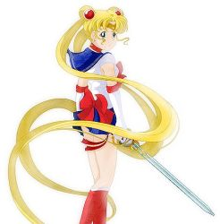 Sailor Moon Unfinished by Kalisama