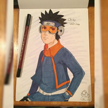 Obito by BadKorra