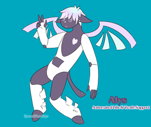 Alys The Medical Bot by TheWinkingPhoenix