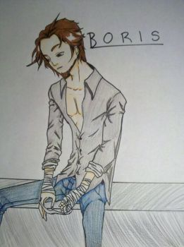 Boris3 by CeltyF
