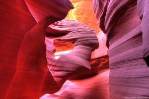 Lower Antelope Canyon 2 HDR by photoboy1002001