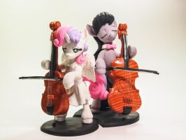 A Cellos' song 2 by dustysculptures