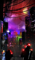 City Entrance by jamescampbell11