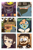 Icon pack number 7 by BloodyArchimedes