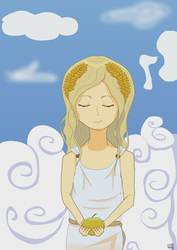 World Lit project- Aphrodite by bbccbre