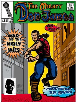 The Mighty Don James issue 199 by Known-Prime