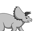 Triceratops by ohmywaht