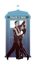 The doctor dances by maXKennedy
