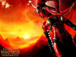 darth talon 2 by ashasylum