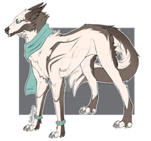 Canine Adoptable (Closed) by SolalaAdopts