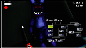 [MMD] Old Bonnie by ArcticWolfOfficial