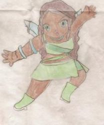Layla Chibi by marisaa7989 by Winx-Fans