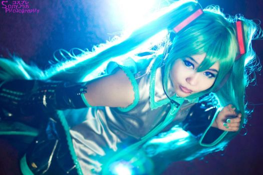 Vocaloid Cosplay Photo Contest - #31 Asai Tomoko by miccostumes