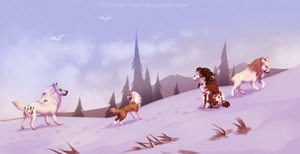 Exploration - Equilibrium by Snow--Chan