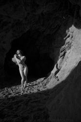 CandaceNirvana1 Cave Girl 008 by photoscot