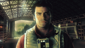 Star Wars -  Poe Dameron by Aste17