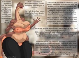 Little Lore Strips - 03 - Y Boobies by TriasTheDinoArtist