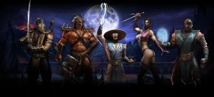 Mortal Kombat 9 Wallpaper 2 by father12345