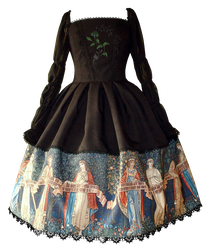 the orchard op dress by zeloco