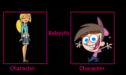What If Bridgette Babysits Timmy Turner by unicycleboy21